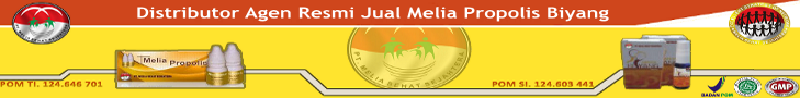 JUAL PROPOLIS MELIA BIYANG